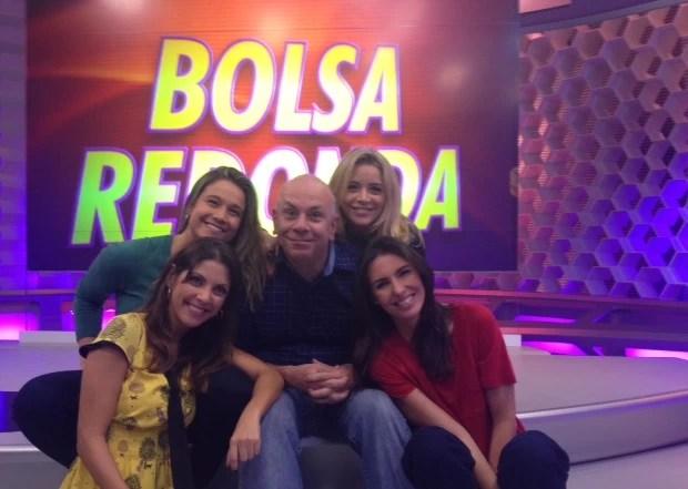 Sidney Garambone é o idealizador do quadro (Foto: Divulgação - TV Globo)