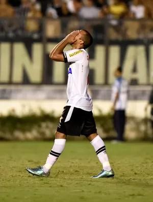julio cesar vasco gol (Foto: André Durão)