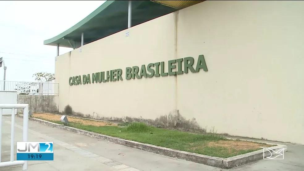 Casa da Mulher Brasileira já registrou mais de 140 mil atendimentos em dois anos de funcionamento. — Foto: Reprodução/TV Mirante