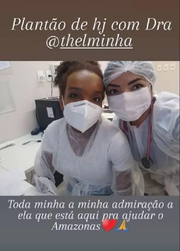 Thelminha (Foto: Instagram/Reprodução)