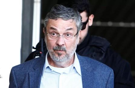 O ex-ministro da Fazenda Antonio Palocci está preso desde setembro do ano passado — Foto: Rodolfo Buhrer/Reuters
