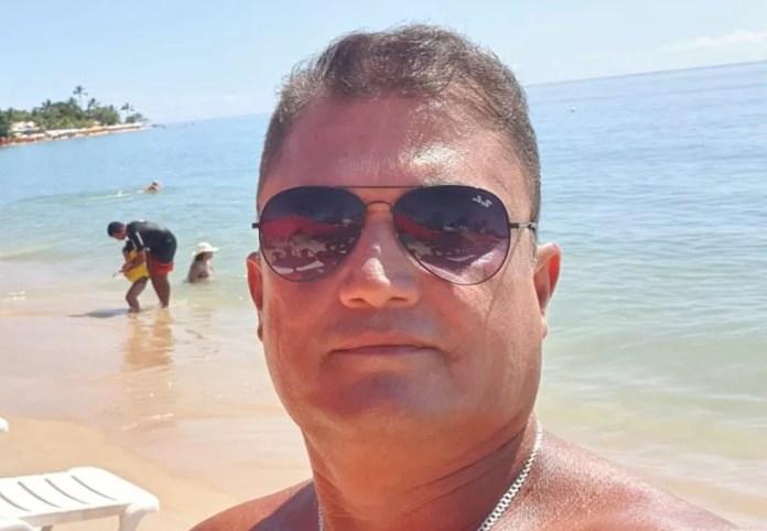 Homem está desaparecido desde sábado (18).  — Foto: Arquivo Pessoal