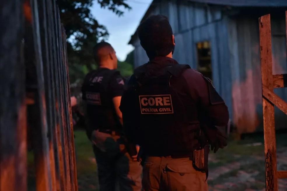 Operações intregradas ajudam a conter avanço da criminalidade no estado — Foto: Asscom/Sejusp-AC