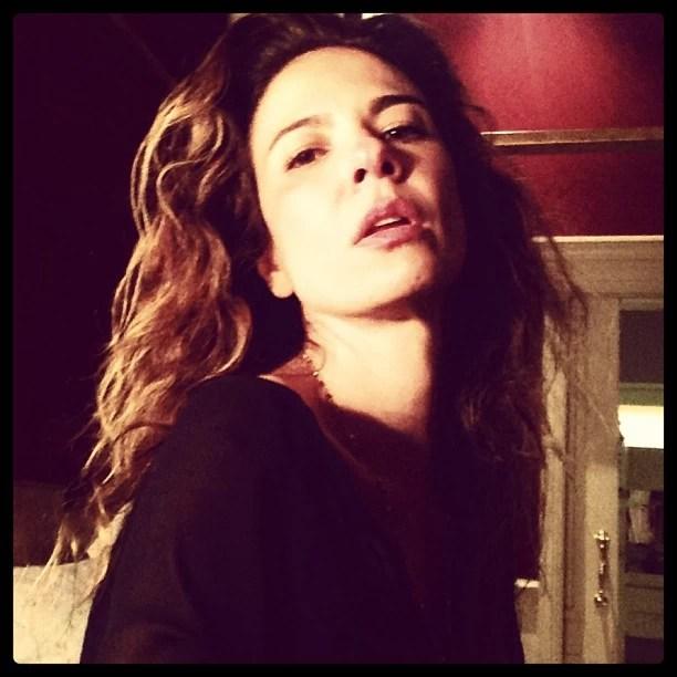Luciana Gimenez posta foto sem maquiagem (Foto: Instagram / Reprodução)
