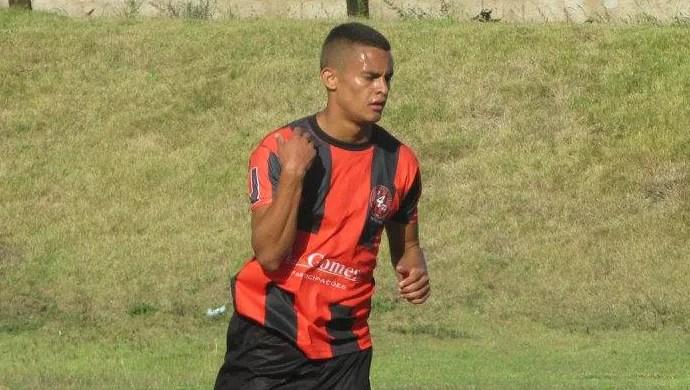 RN - Rivaldo meia Atlético Potengi (Foto: Rhuan Carlos/Divulgação)