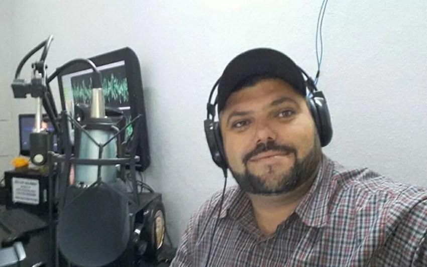 Jefferson Pureza foi morto a tiros em Edealina, Goiás (Foto: Facebook/Reprodução)