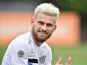 Lucas Lima Santos (Foto:  Ivan Storti/ Santos FC)
