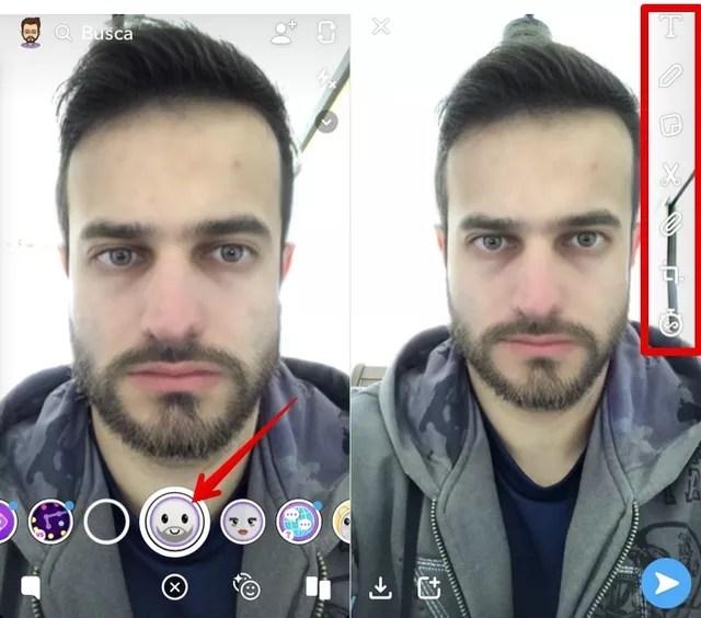 Bem, saiba como usar o filtro que mostra você sendo homem ou mulher 3