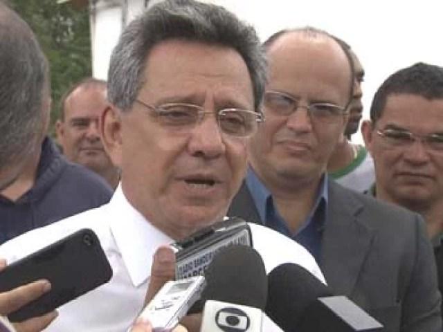 O vice-governador Tadeu Filippeli (Foto: TV Globo/Reprodução)