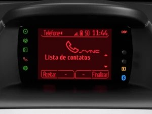 Ford Sync (Foto: Ford/Divulgação)