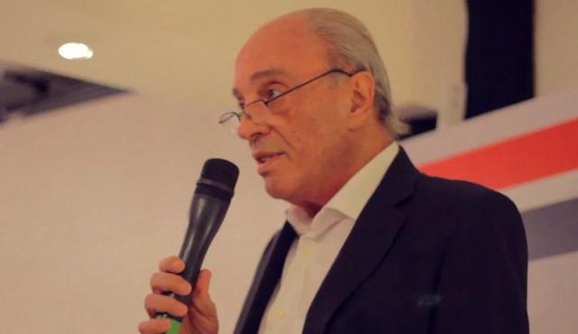 José Eduardo Mesquita Pimenta, de 78 anos, presidiu o São Paulo de 1990 e 94 (Foto: Divulgação)