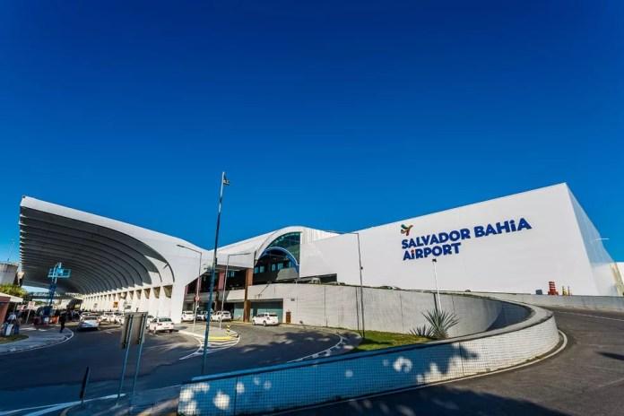 Aeroporto de Salvador — Foto: Divulgação/Salvador Bahia Airport