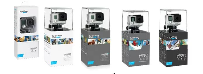 GoPro: uma história de sucesso no mercado (Foto: Divulgação)
