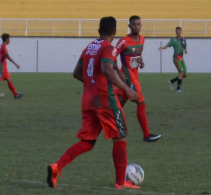 Ainda invicto, Humaitá divide com o também invicto Atlético-AC a liderança da 1ª fase do Acreano Sub-20 (Foto: Duaine Rodrigues)