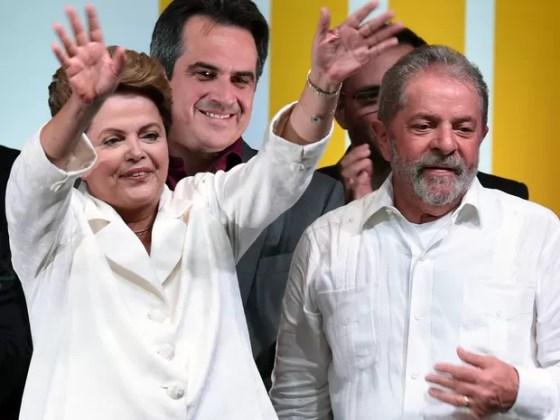 Dilma, vitória, eleições (Foto: AFP)