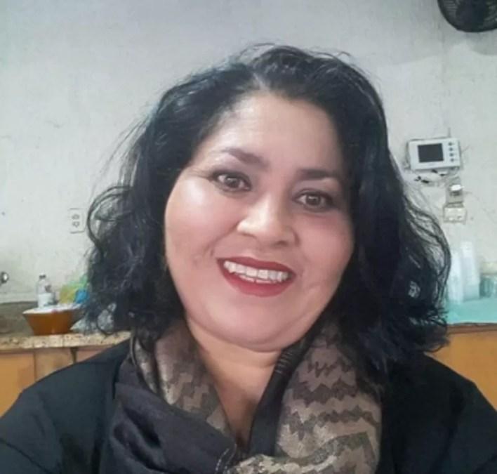 A técnica de enfermagem Marilene do Prado Tavares, de 47 anos, morreu de coronavírus em Varginha. — Foto: Reprodução / EPTV