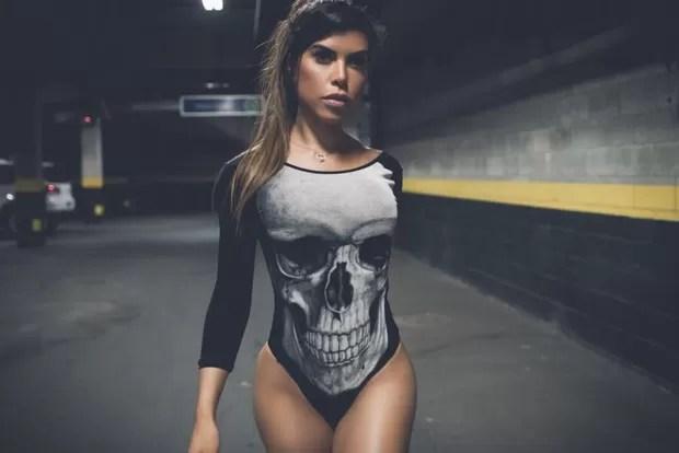 Priscila Rocha (Foto: Guilherme Fernandez / MF Models Assessoria)