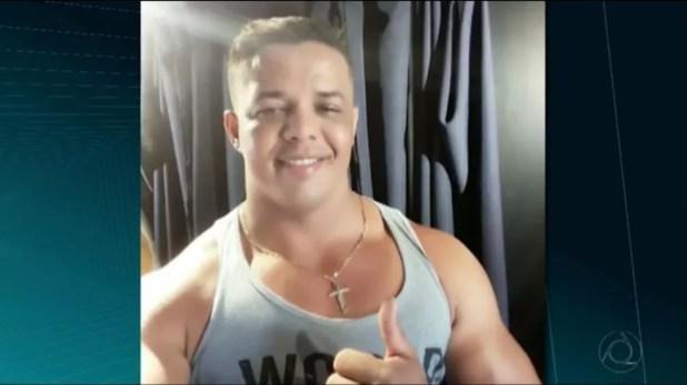Fábio Alves de Lima, 38 anos, morreu com um tiro na cabeça após reagir a assalto no Bairro dos Estados em João Pessoa (Foto: Reprodução/TV Cabo Branco)