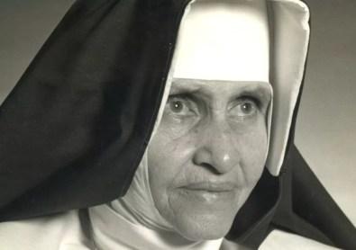 Irmã Dulce será canonizada em cerimônia marcada para 13 de outubro — Foto: Reprodução/Site da Osid