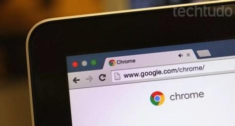 Confira dicas do Google Chrome (Foto: Melissa Cruz/TechTudo)