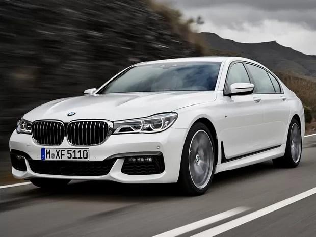 BMW Série 7 (Foto: Divulgação)