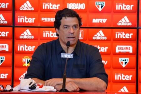 """""""A gente tem que admitir que o São Paulo foi muito mal"""", diz Raí — Foto: Érico Leonan/saopaulofc.net"""