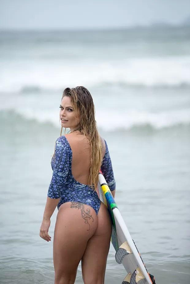 Natália Casassola (Foto: Fabiana Silva e Hugo Valente )