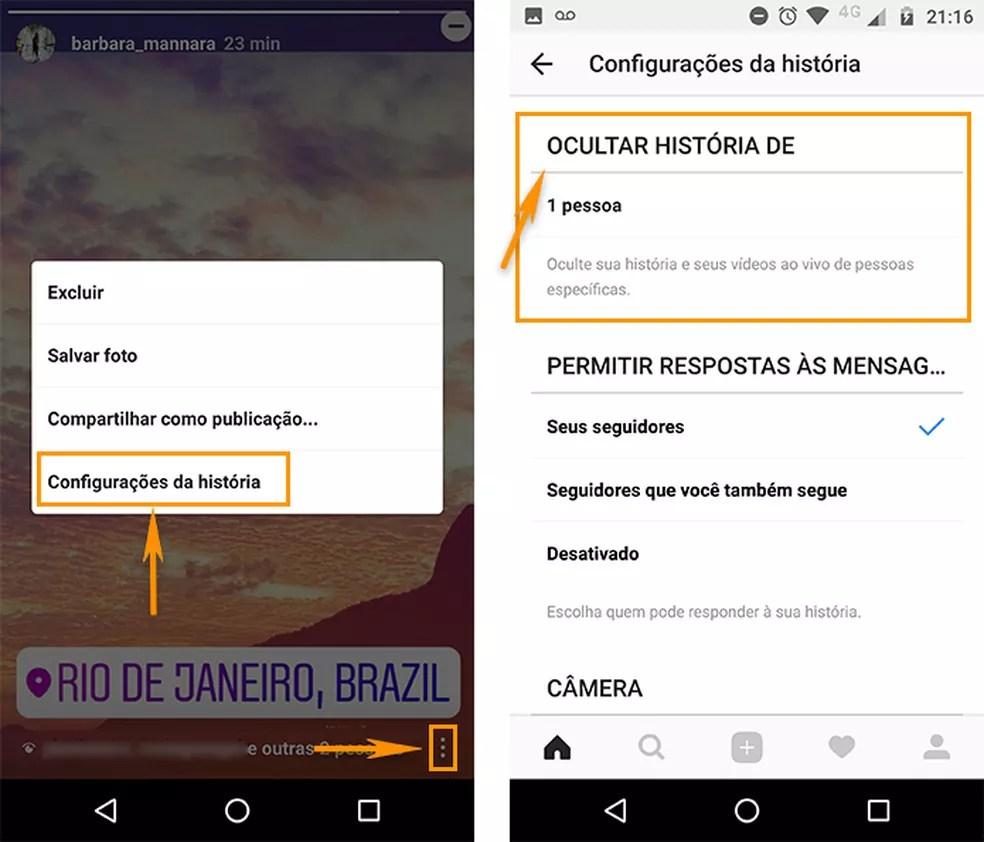 insta01 Truques para dominar seus Stories postados no Instagram pelo Android