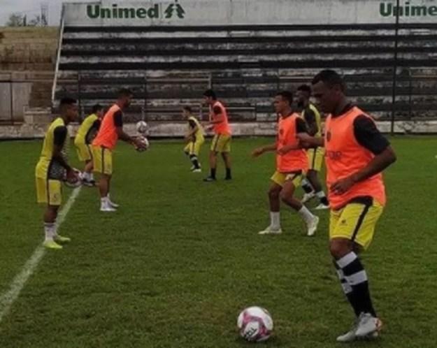 Chiquinho vai desfalcar o ASA contra o Sergipe — Foto: Ascom/ASA