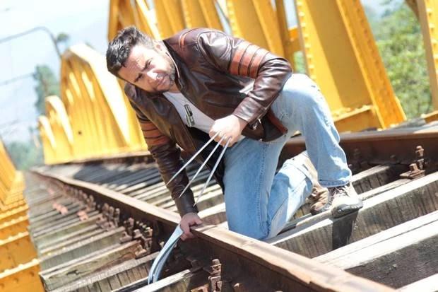 Costa Segundo - Wolverine de Pinda (Foto: Arquivo pessoal/ Divulgação)