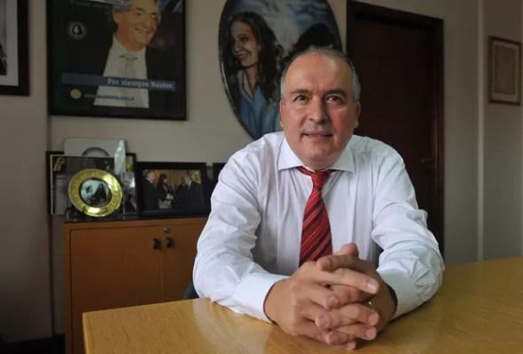 José López foi secretário nos governos de Nestór e Cristina Kirchner (Foto: Victoria Egurza/Telam/AFP)