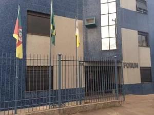 Caso Bernardo Três Passos RS (Foto: Caetanno Freitas/G1)