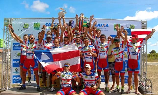 Bahia conquista o setimo título