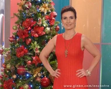 Fátima Bernardes destaque (Foto: Encontro com Fátima Bernardes / TV Globo)