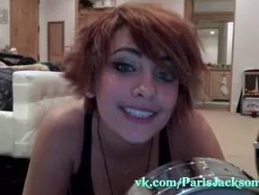 Paris Jackson (Foto: Video/Reprodução)
