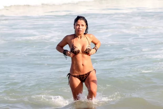 Ana Lima (Foto: JC pereira / Agnews)