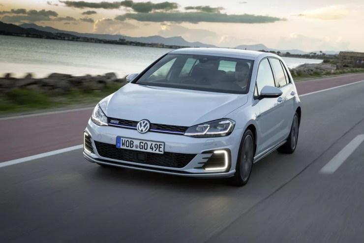 Volkswagen Golf GTE — Foto: Divulgação