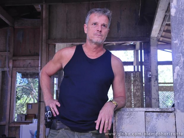 Marcello Novaes interpretará Kleber, um rico comerciante de Tapiré   (Foto: Jacson Vogel/ TV Globo)