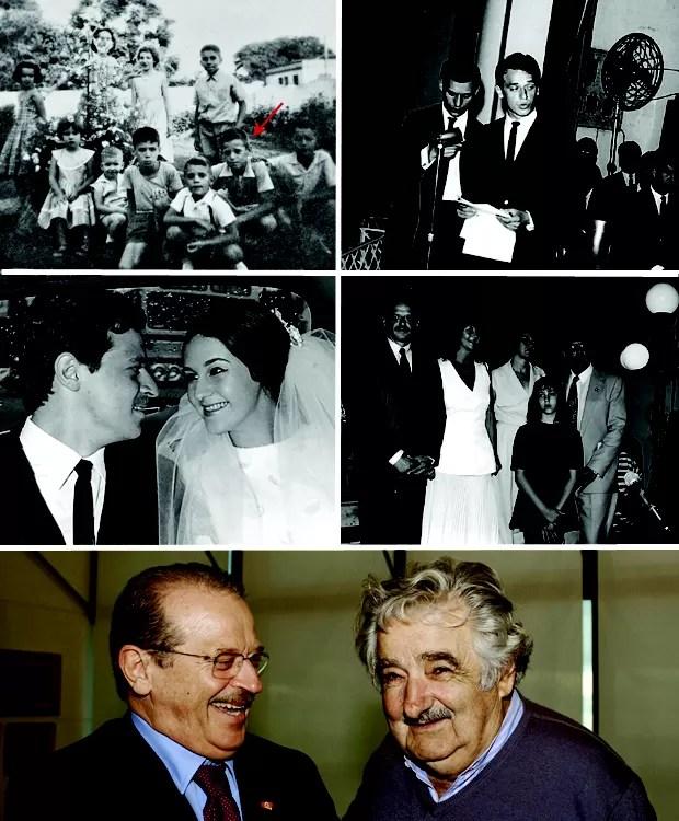 Montagem de fotos dos candidatos a governador do Rio Grande do Sul - Tarso Genro PT (Foto: Divulgação)