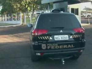 Grupo foi preso em 15 de dezembro em operação da Polícia Federal (Foto: Reprodução/RPC)