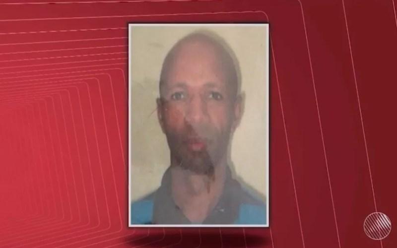 Alexandro Alves foi morto a facadas durante briga em Itabuna (Foto: Reprodução/TV Santa Cruz)