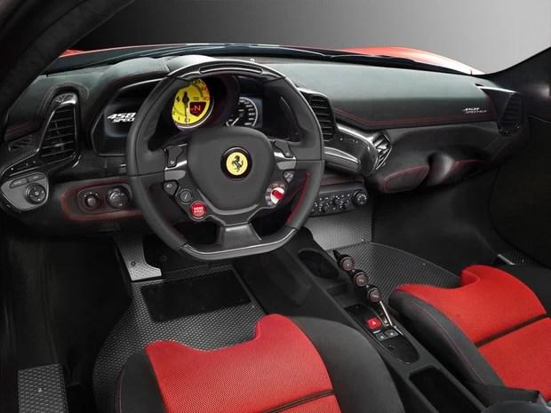 Ferrari 458 Italia Speciale faz de 0 a 100 km/h em 3 segundos (Foto: Divulgação)