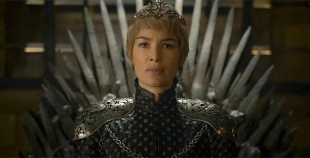 Resultado de imagem para cersei trono