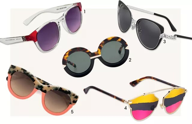 cd8367978 RAPIDINHA: Óculos de sol para arrasar na praia e na cidade ...