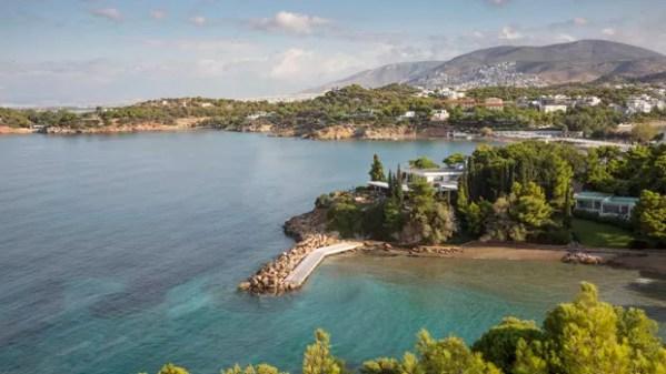 O primeiro Four Seasons na Grécia (Foto: Divulgação)