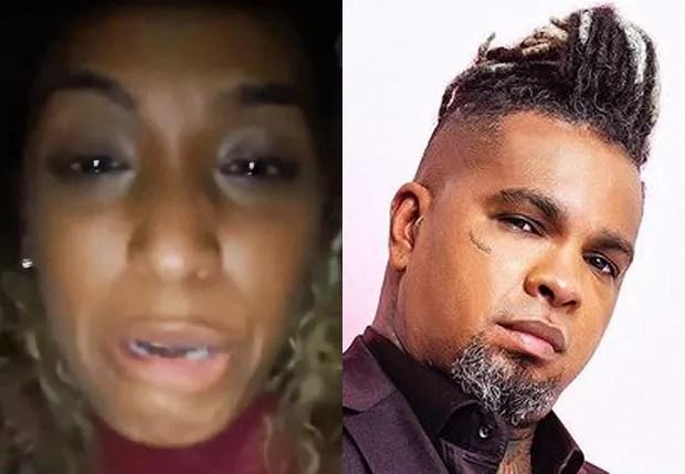 Nanah Damasceno diz que foi agredida pelo ex Rodriguinho em festa; vídeos -  Quem | QUEM News