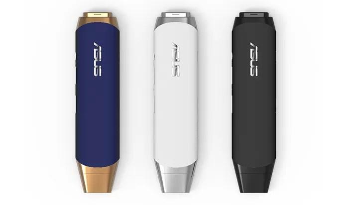 VivoStick, da Asus, agrada pelo design, mas não tem data de lançamento (Foto: Divulgação)