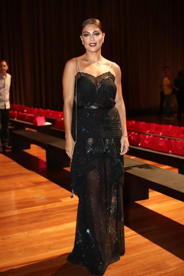 Juliana Paes (Foto: Marcelo Brammer / Studio Brammer)