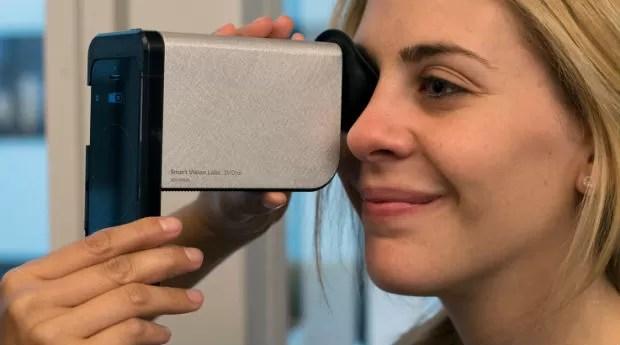 Inovação da Smart Vision Labs  (Foto: Divulgação/Smart Vision Labs )