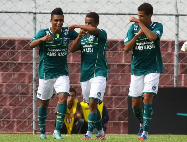Erik gol Goiás x Vasco Copa São Paulo de Juniores (Foto: Marcos Bezerra / Ag. Estado)